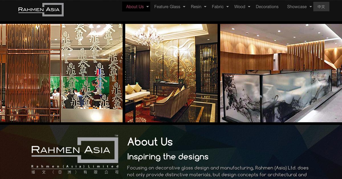 Rahmen (Asia) Limited
